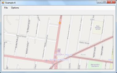 Easy GIS  NET - Developer Resources  Overlay Open Street Map Tiles